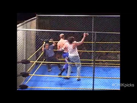 Cesaro vs. Luke Harper (Claudio Castagnoli vs. Brodie Lee) [CHIKARA] September 7, 2008