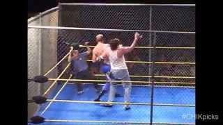 Cesaro vs. Luke Harper (Claudio Castagnoli vs. Brodie Lee) [CHIKARA] September 7, 2008