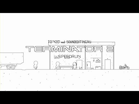 Speedrun: Terminator 2 Judgement Day in 60 seconds (Ep#10)