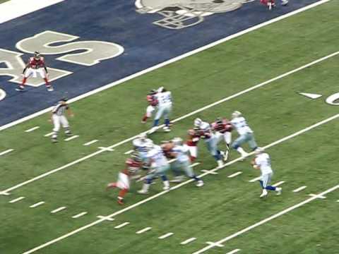 Dallas Cowboys Tony Romo Plays Houdini vs The Falcons