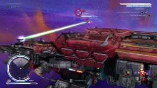 Rebel Galaxy Proteus Capital Ship Dumbfire Missless Smackdown