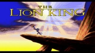 Король Лев полное прохождение ( Lion King)