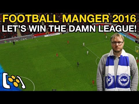 Let's Play Football Manager 2016: My Life as a Football Manager Episode 6