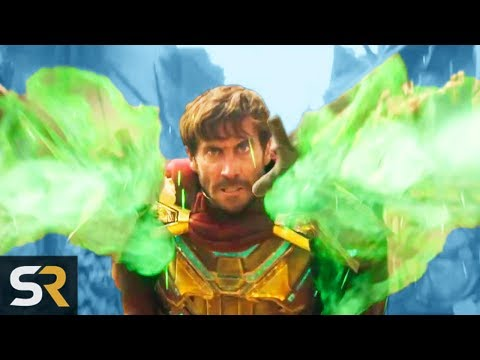 Here's Why Marvel's Mysterio Is More Powerful Than You Think