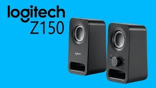 Logitech Z150 Review Sound Test Features & Box Content