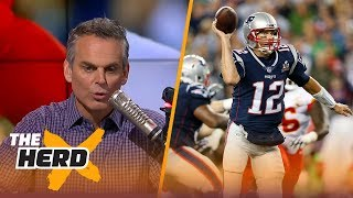 download lagu Colin Cowherd Rips The New England Patriots For Their gratis
