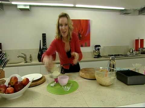 White Chocolate Blondies - Dessert Recipes - Rachel Allen