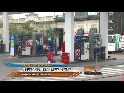 Se amplía la brecha en combustible: el litro de nafta premium supera los $43 en algunas localidades.