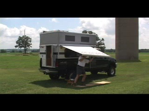 Truck Camper Magazine: Four Wheel Campers
