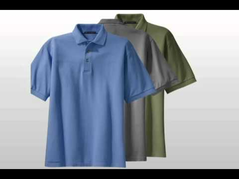 ACT AWARDS HOT FASHION APPAREL! Polo Pique Sport Shirts