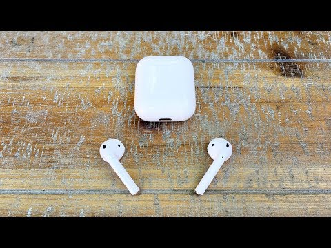 Apple AirPods Product Review