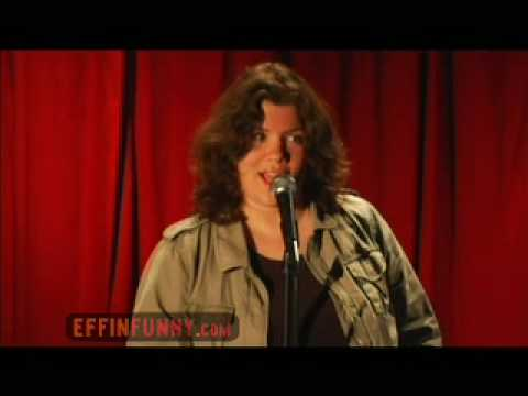 Michelle Biloon Effinfunny Stand Up - Against Gay Marriag...