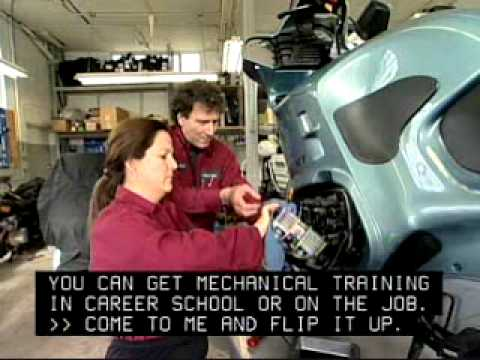 Motorcycle Mechanic Careers Overview