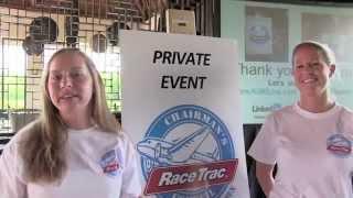 RaceTrac Petroleum Loves Motivational Speaker Marilyn Sherman