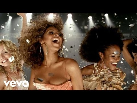 Beyoncé - Naughty Girl Music Videos