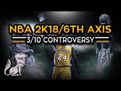 NBA 2K18 and The 6th Axis Review Controversy