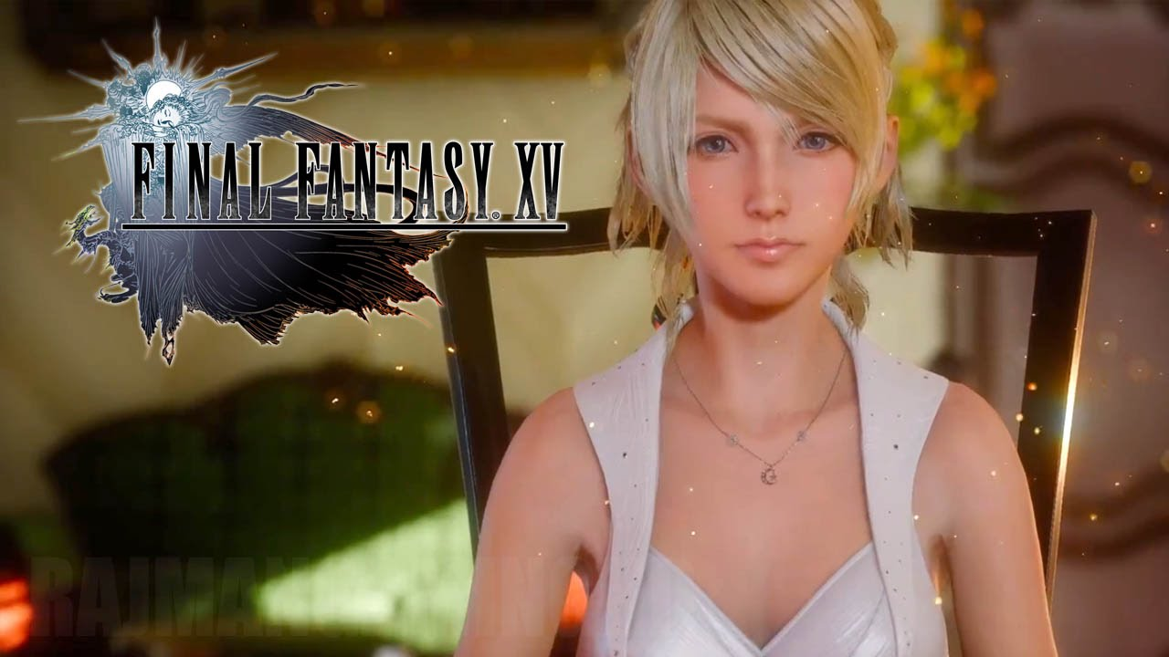 Gameplay trailer 1080p true hd quality final fantasy 15 youtube