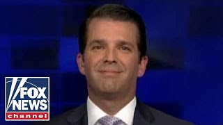 Donald Trump Jr.: 'Real America knows what's going on'