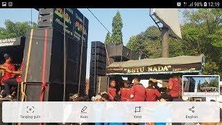 Adu SPL sound singa dangdut
