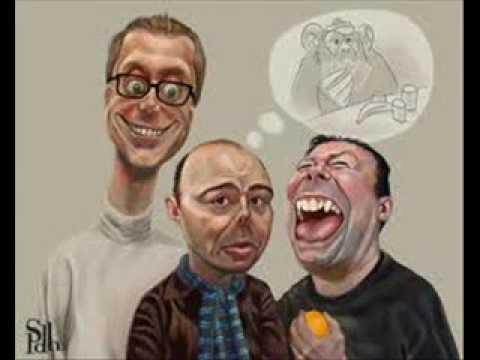 Ricky Gervais - Radio 2 Show