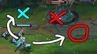 9 Tricks Challengers Use That You Should ABUSE! - League of Legends