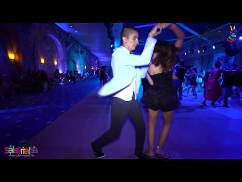 Fred & Lynn Social Salsa (LEBANON LATIN FESTIVAL 2018)