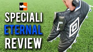 Umbro Speciali Eternal Review - New Classic Football Boot Range