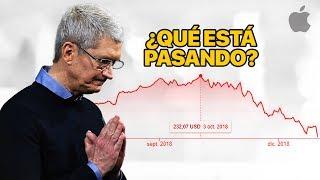 ¿La caída de Apple? - EXPLICACIÓN