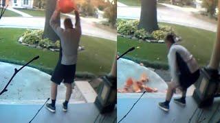 Parents Need Help Finding Pumpkin-Smashing Vandal