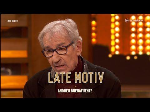 LATE MOTIV - Entrevista con José Sacristán. Un actorazo en Late Motiv  | #LateMotiv30