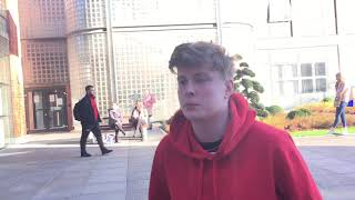Danny talks about living in Roeburn UCLan