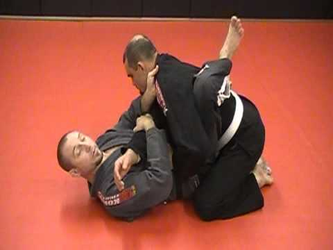 Techniques Video #1: Arm Bar from Closed Guard w/ Cody Houston @ CageworX MMA Image 1