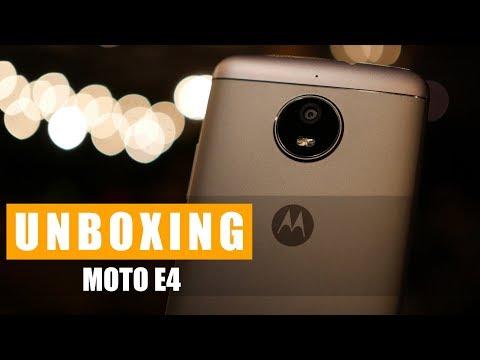 Unboxing Moto E4 : Hape Murah Juga Berhak Ganteng !