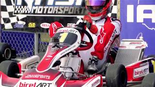 Las Vegas Supernats karting race PSL Team