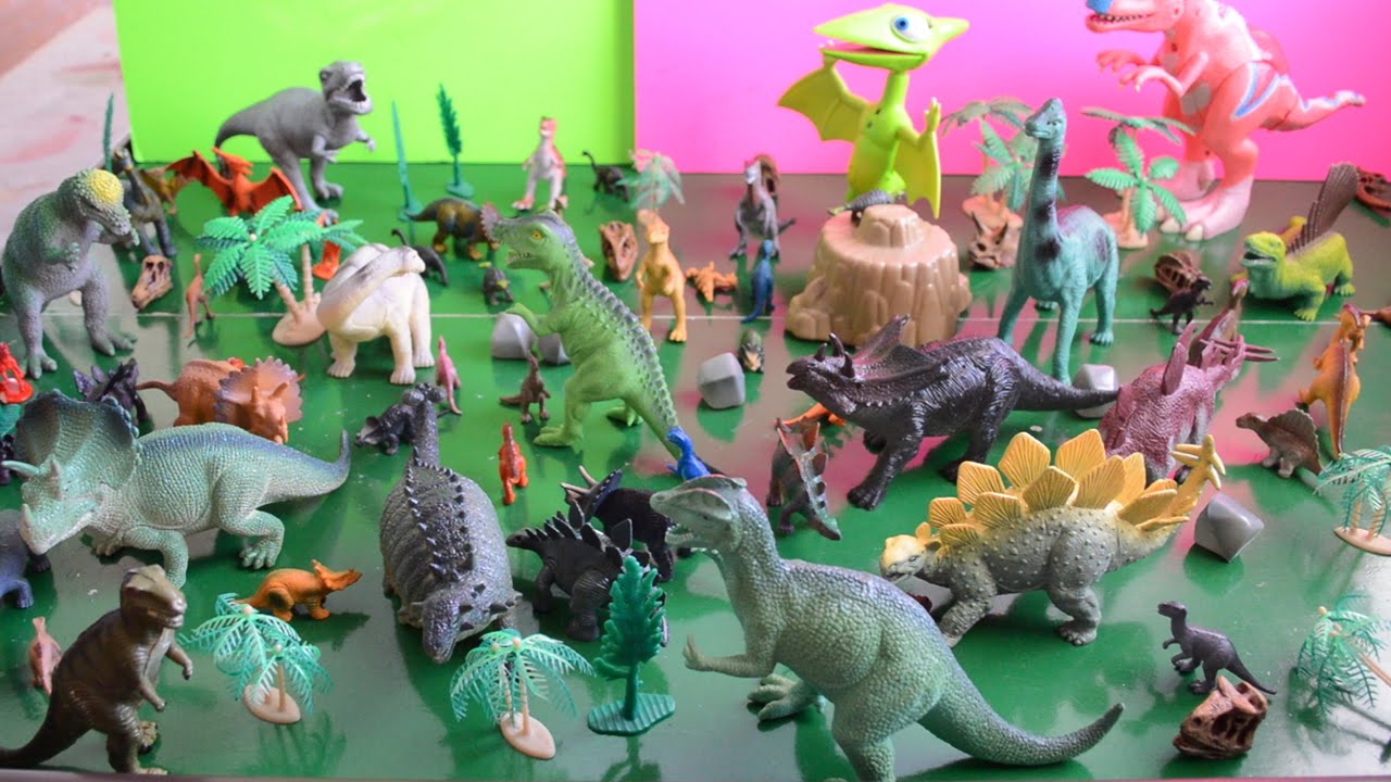 Dinosaur Toy Sets Dinosaur Toy Collection
