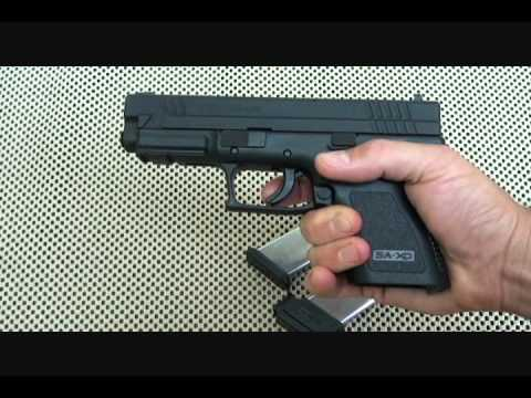 Springfield Armory XD 45 Compact