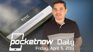 HTC One Developer Edition, BlackBerry Q10 Pre-Orders, Nokia Catwalk Specs & More - Pocketnow Daily