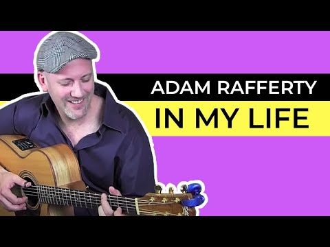 Adam Rafferty - In My Life
