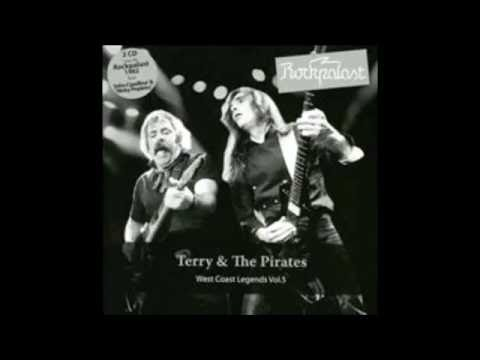Terry&The Pirates - Spontaneous Combustion