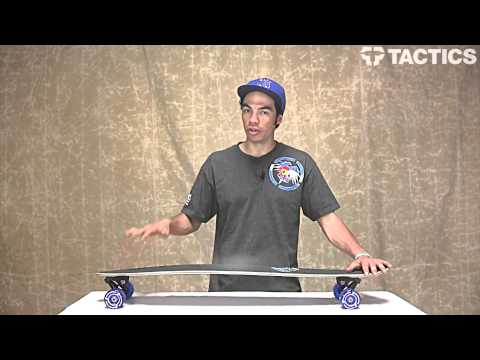Sector 9 Iguana CLSX 43.5 Inch Complete Longboard Review - Tactics.com