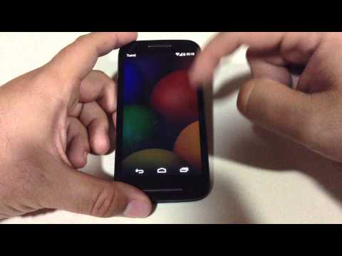 Mini Review Motorola Moto E :