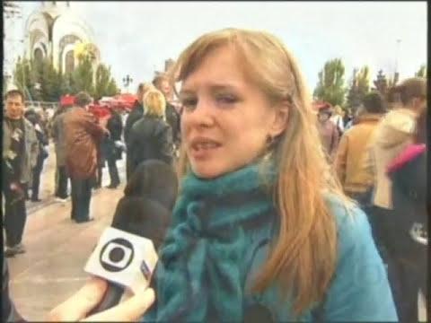 Rússia realiza maior desfile militar desde o fim da URSS