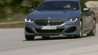2019 BMW Achter 8 Series M850i - First Drive Test Video Review