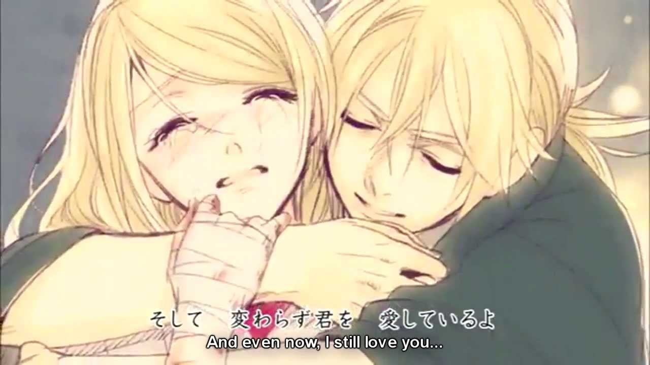 Kagamine Rin Crying Kagamine Rin And Len