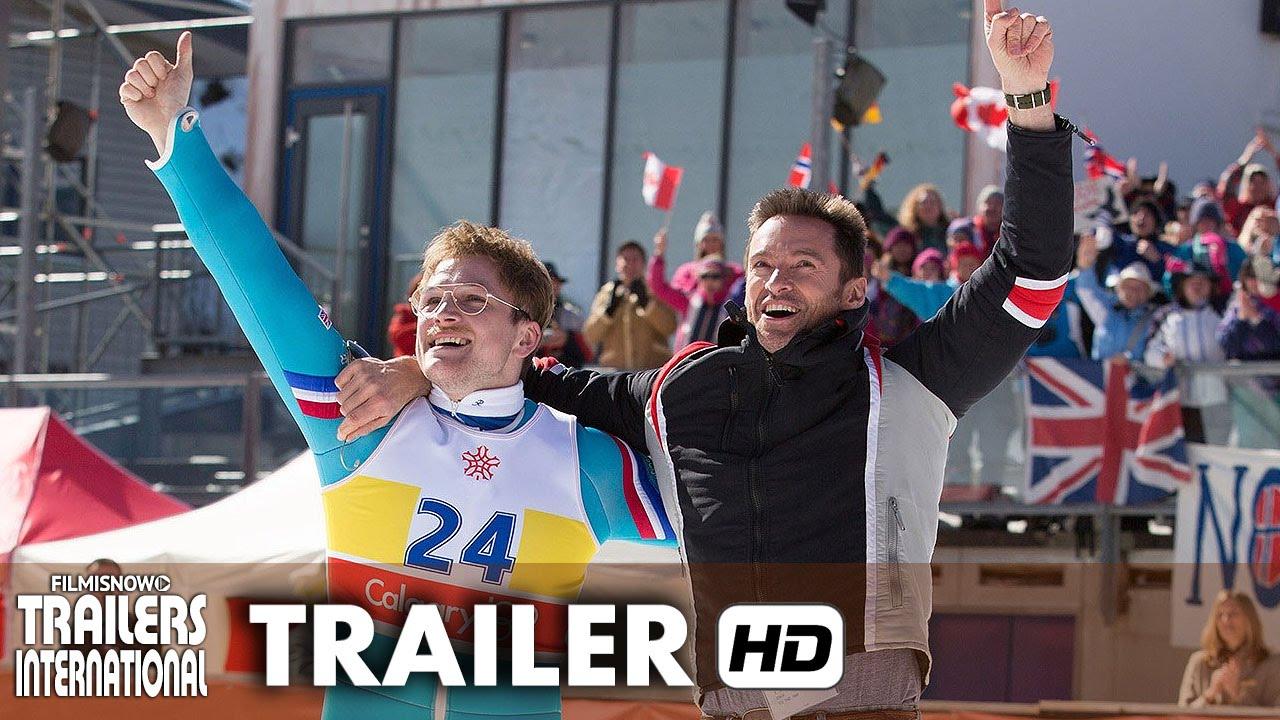 Voando Alto Trailer Oficial Legendado - Taron Egerton, Hugh Jackman [HD]
