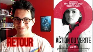 Critique n°90 retour perdant : Action ou vérité