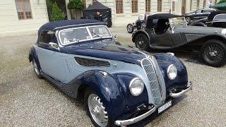 1938 BMW 327-28 - Retro Classics meets Barock Ludwigsburg 2016