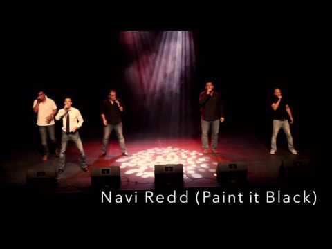 Navi Redd - Paint it Black , Live @ Atterbury Theatre