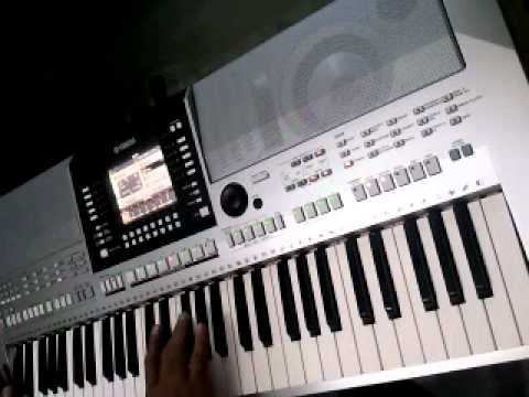 O Sathi Re Tere Bina Bhi Kya Jeena On Yamaha Keyboard PSR-S910...