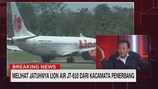 Capt. Tarbiyanto: Flight Control Rusak Bisa Jadi Masalah Vital